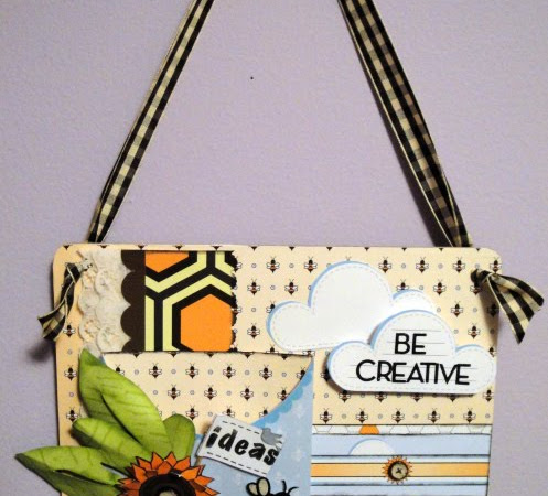 Willow Bee....Be Creative that is!