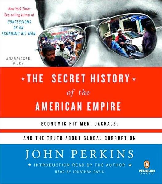 John Perkins - Confesiones de un Sicario Económico (Economic Hit Man)