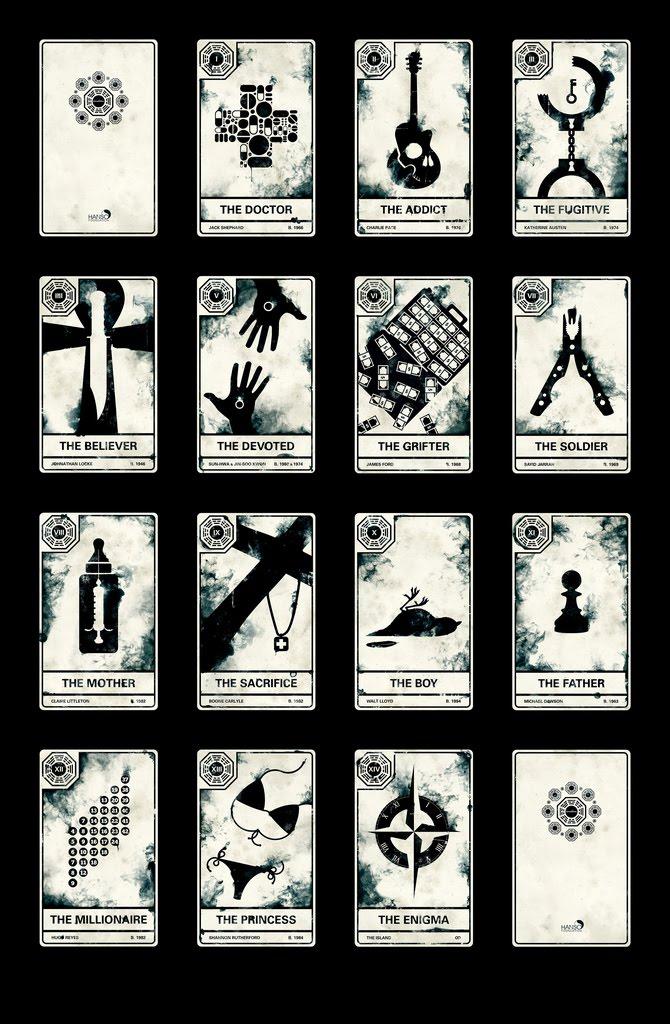 Nik At Nite: Lost Tarot Cards