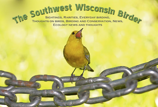 The Southwest Wisconsin Birder: Book Review: Lost Animals: Extinction and the Photographic Record by Errol Fuller