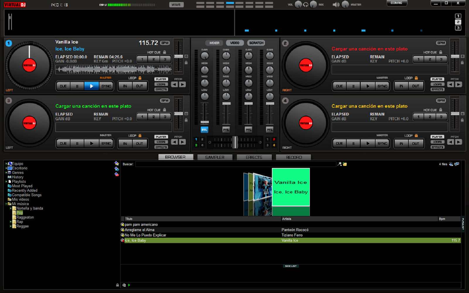 virtual dj home latest version free download