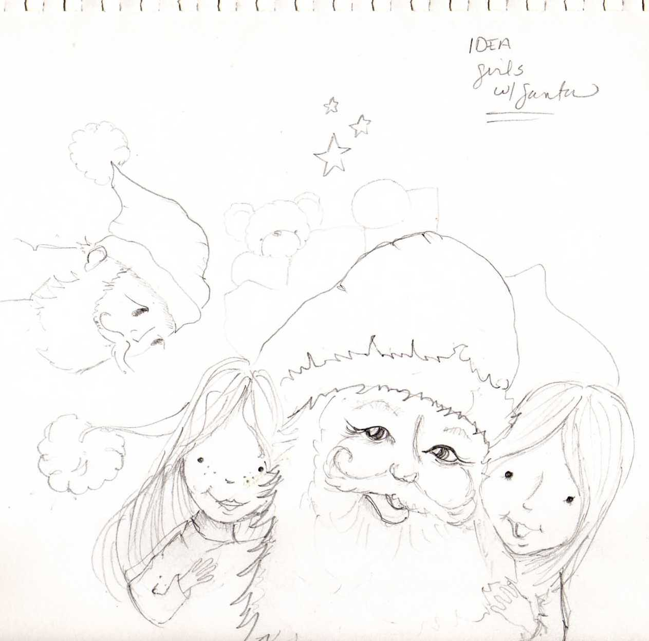 Rose Hill Designs: Sunday Sketches