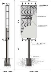 Image Result For Gambar Konstruksi Tiang