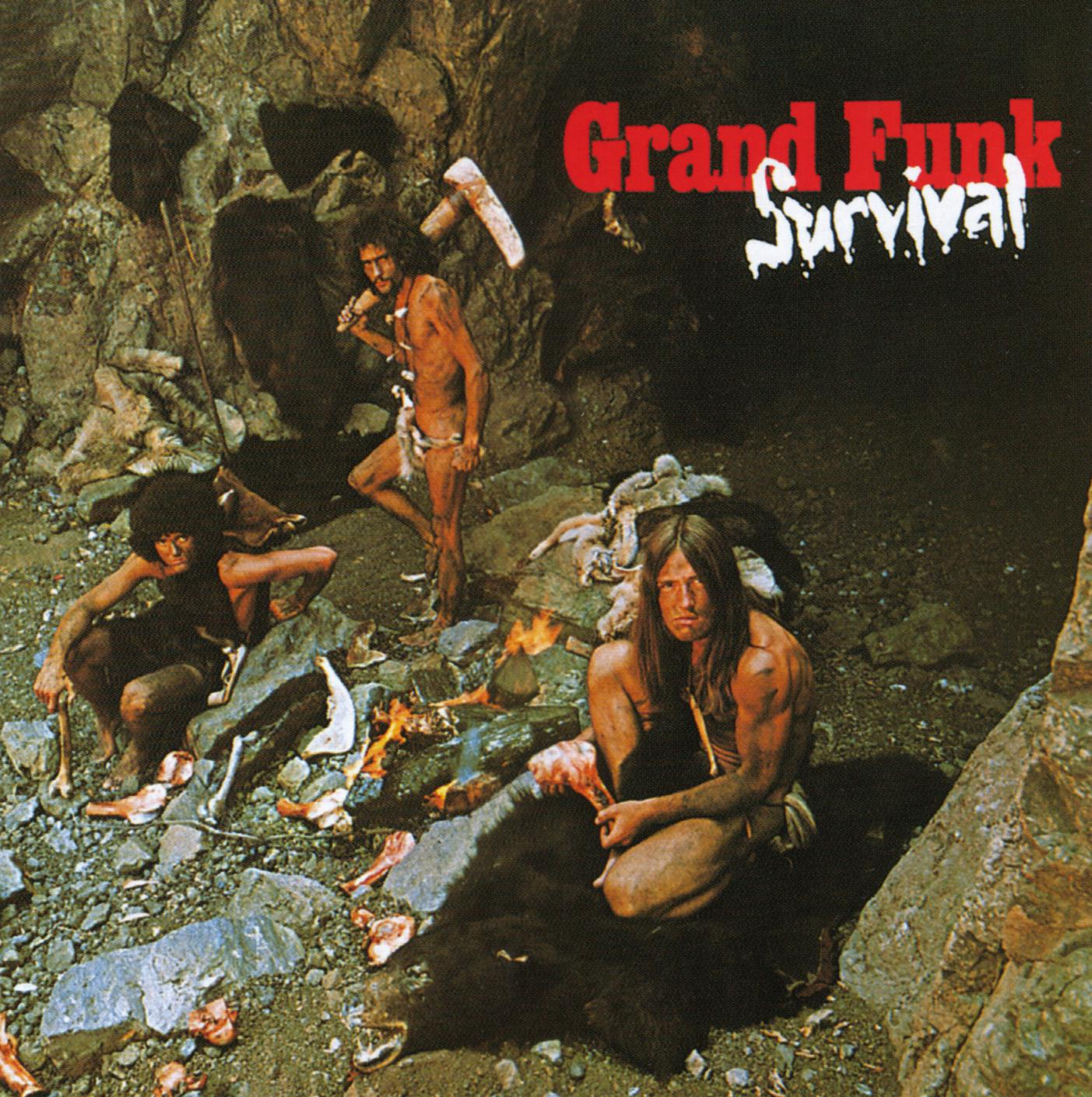 My Music Collection Grand Funk Railroad