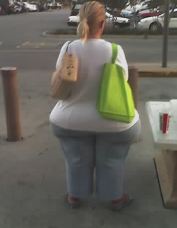 Extremely Huge Ass 49