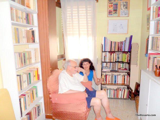 Mi foto con... Cristóbal Serra