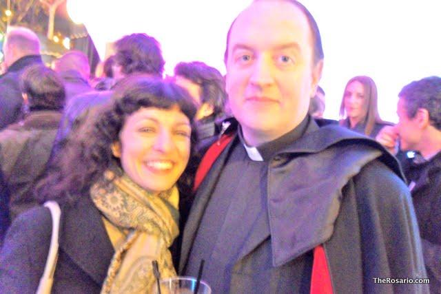 Mi foto con... Padre Apeles