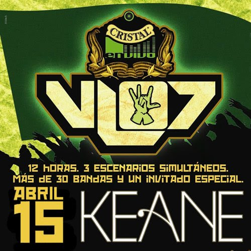 Resultado de imagen para vive latino keane