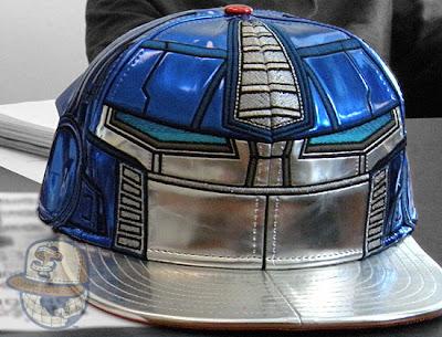 eb33e9a6 Life of the Visionary: Transformers New Era Caps