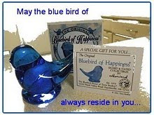 Bluebird Of Happiness Award