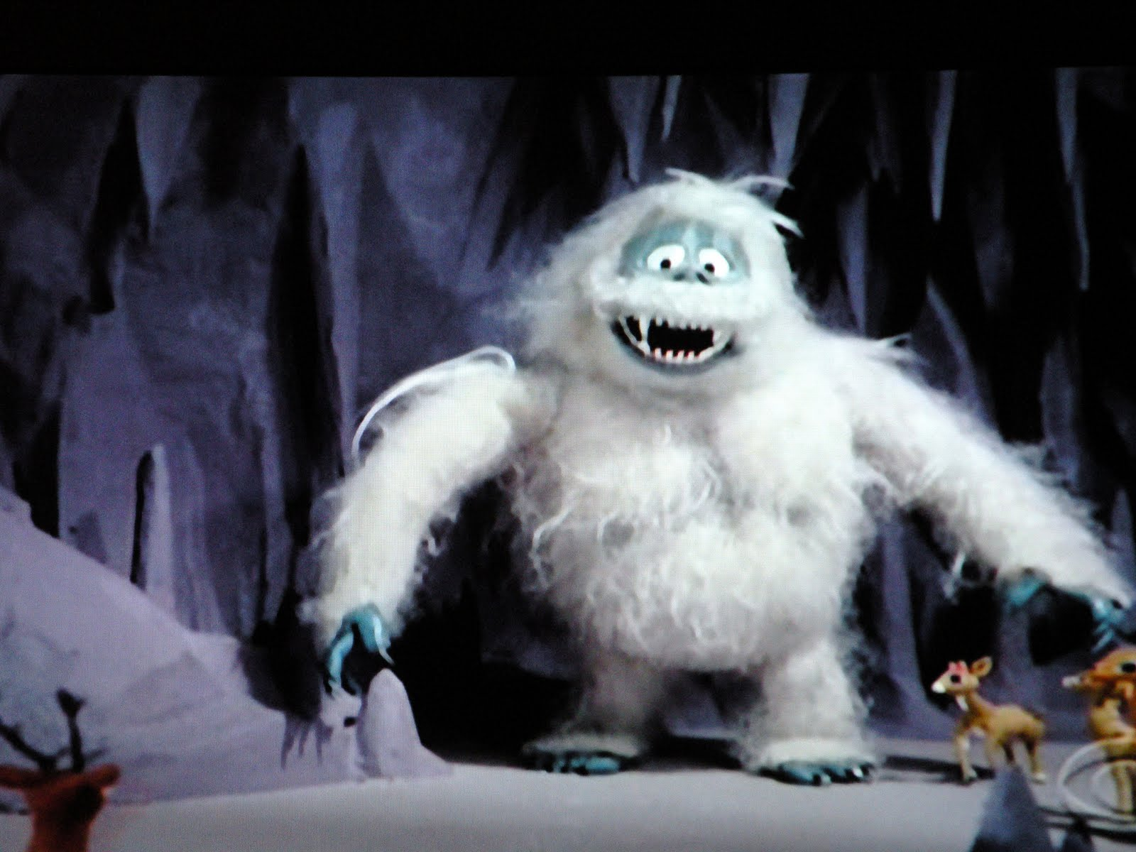 Abominable Snow Monster from Rudolph the Red Nosed ... |Rudolph The Red Nosed Reindeer Abominable Snow Monster