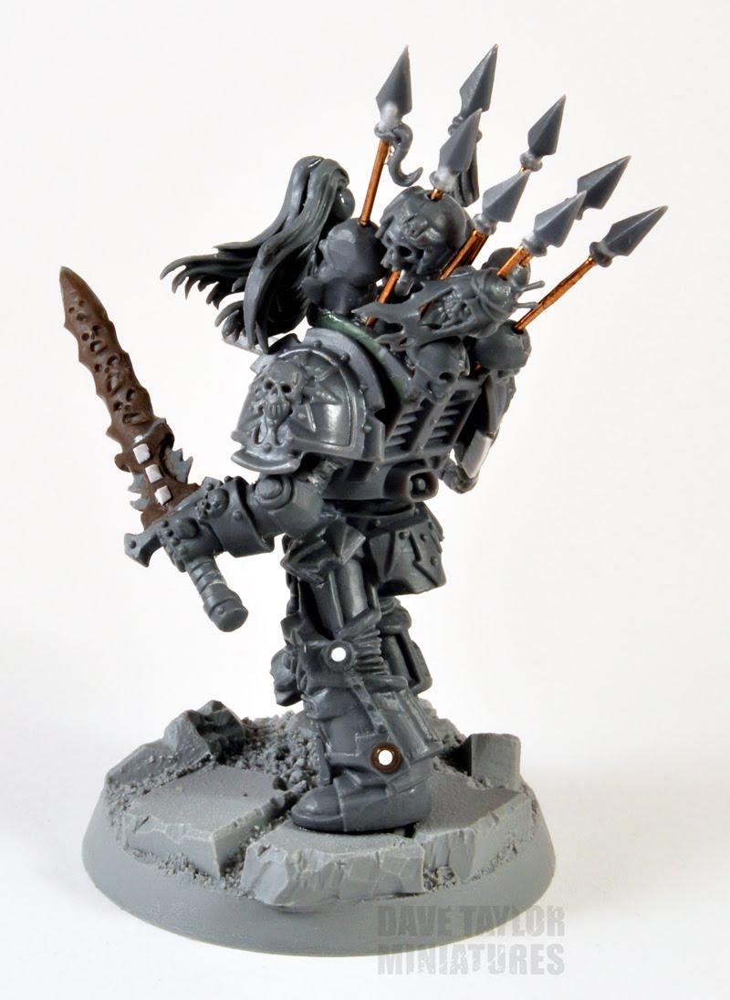 chaos terminator custom conversion