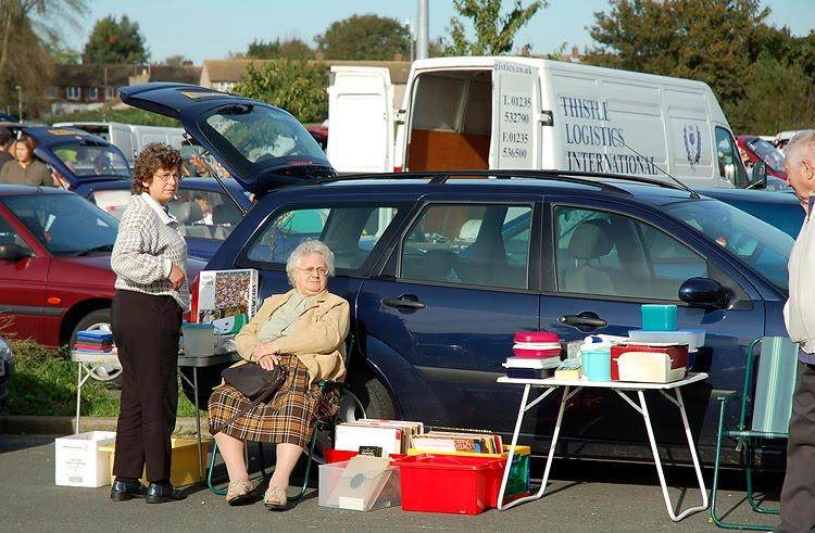 Car Boot Sales In Norfolk On Thursdays