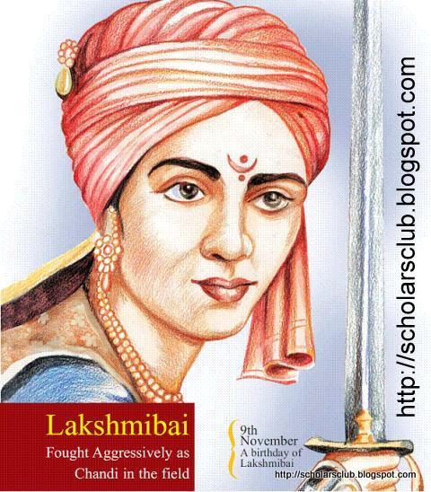 history of rani lakshmi bai in english