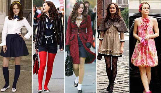 b95a7bf63 Fashion Concious  Moda Gossip Girl