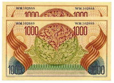 Uang Kuno Harga Uang Kuno