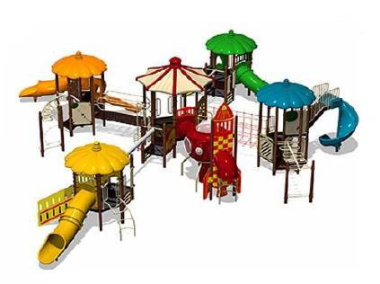 Juegos Recreativos Y Parques Acuaticos 2010