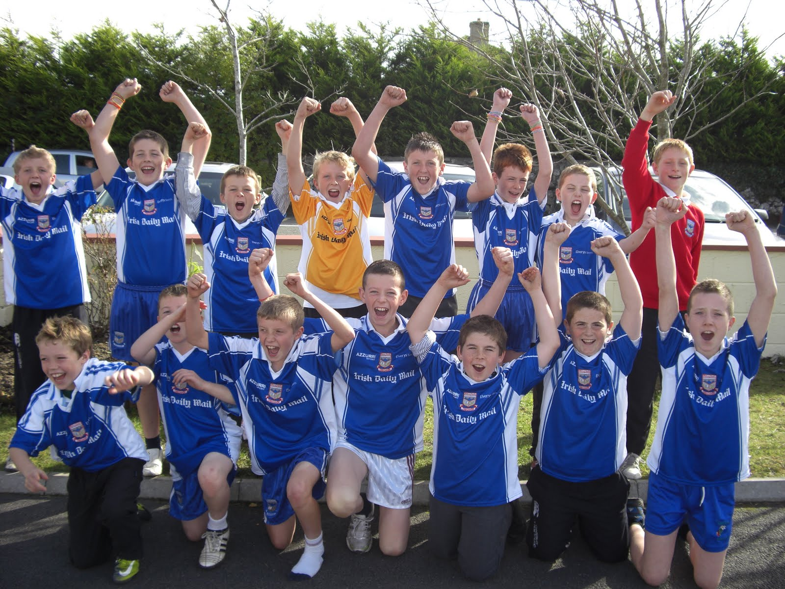 Cregmore National School: All our teams had great fun with ...