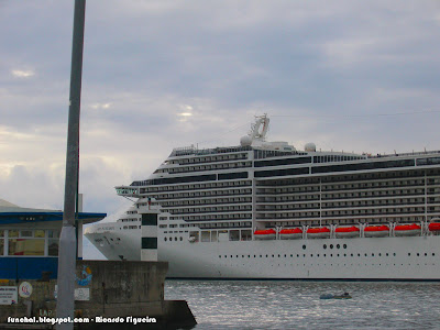 MSC FANTASIA NO FUNCHAL