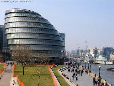 LONDRES - CITY HALL