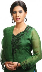 Nancy Bangladeshi pop singer
