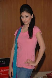 Bangladeshi top Model Nabila