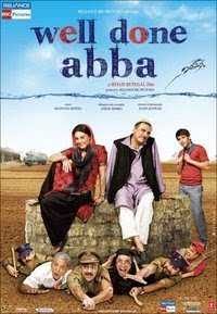 Well Done Abba (2010) hindi movie