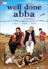 Well Done Abba (2010) hindi movie