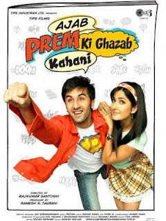 Ajab Prem Ki Ghazab Kahani 2009 hindi movie
