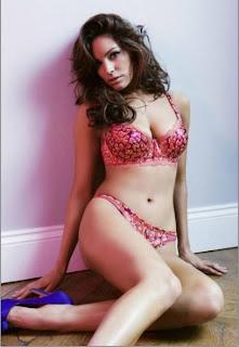 Kelly Brook Hollywood Model