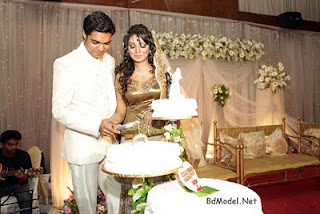 Sadiya Jahan Prova & her boy-friend Rajib Hassan