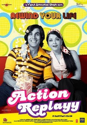 Action Replayy (2010) Hindi movie wallpapers, information & review