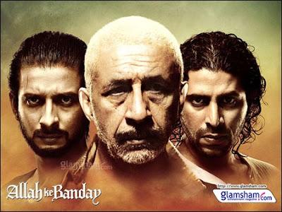 Allah Ke Banday Bollywood Hindi movie wallpapers, information, review