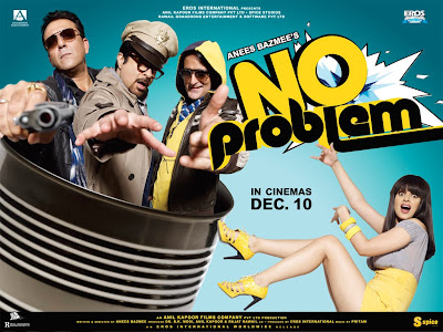 No Problem (2010) Hindi movie wallpapers, information & review