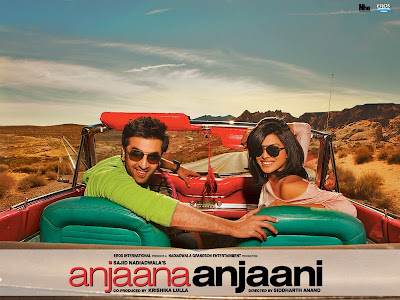Anjaana Anjaani (2010) Hindi movie review wallpapers