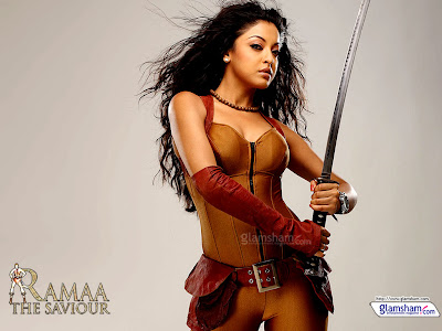 Ramaa The Saviour - First Look and Posters - Tanushree Dutta Wallpapers and photos