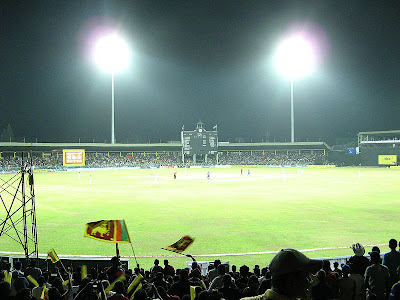 Sri Lanka host 12 ODI match in ICC world cup 2011 Colombo venues information