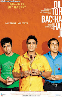 Dil Toh Baccha Hai Ji (2011) Bollywood movie mp3 song free download