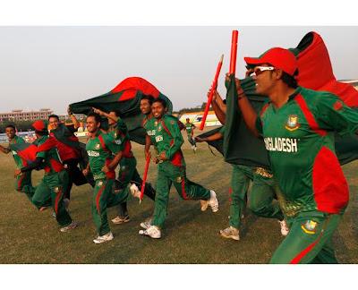 Bangladesh Cricket Team Player List For ICC Cricket World Cup 2011