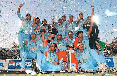 Indian Cricket Team Members List for ICC World Cup Cricket 2011
