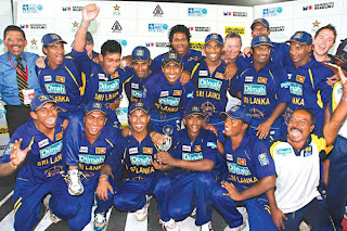 Name of Sri Lanka Cricket team Player list for ICC World Cup 2011