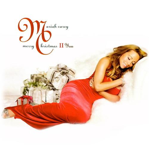 Mariah Carey Christmas Album Cover.Mariah Carey Christmas Album Santa Wearepure Us