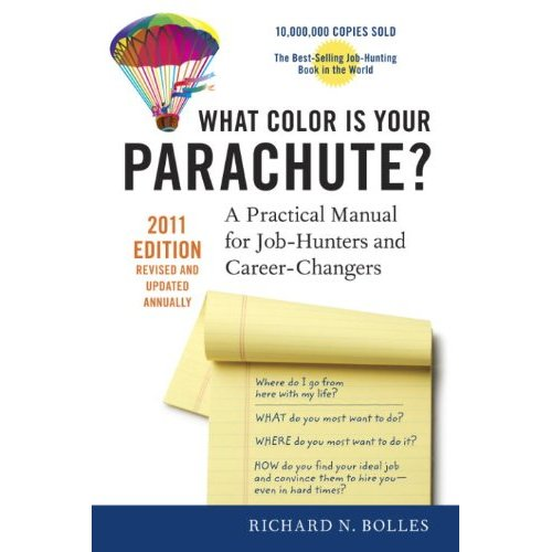 Open HR Resources: What Color Is Your Parachute? 2011 By ...