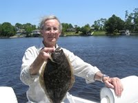 Fowl River Flounder
