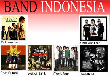 indonesia band