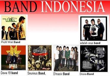 indonesia band