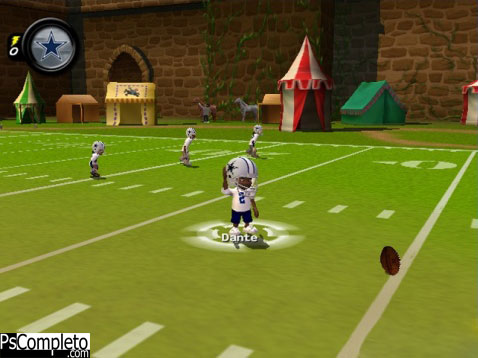 PsCompleto: Backyard: Football 2008 (PS2) PAL Download ...