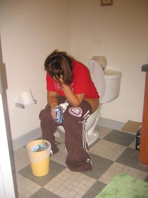 i gotta pee really bad