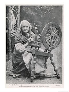 Witch at Loom