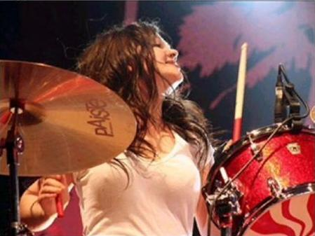 Meg white ass